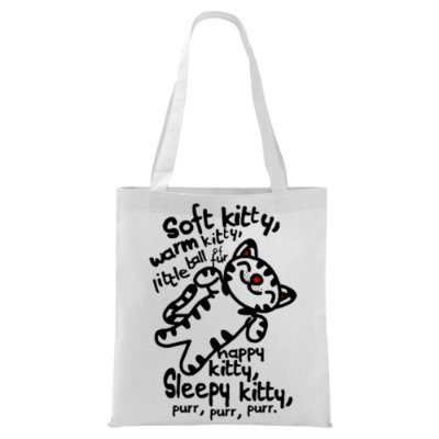 Ecobag - The big bang Theory - Cats