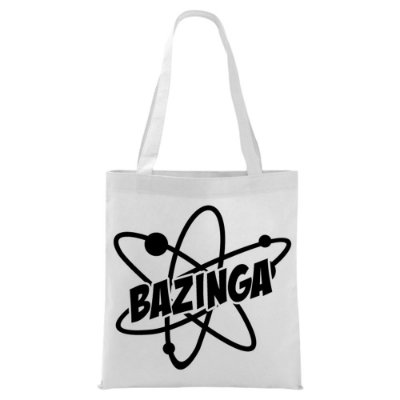 Ecobag - The big bang Theory - Bazinga