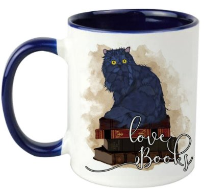 Caneca - Bookstagram - Love Books