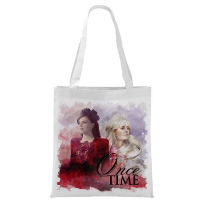 Ecobag - Once upon a Time - Regina e Emma