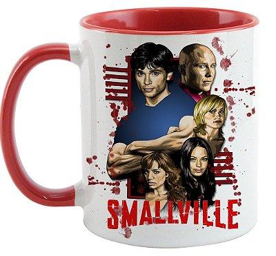 Caneca - Série Smallville