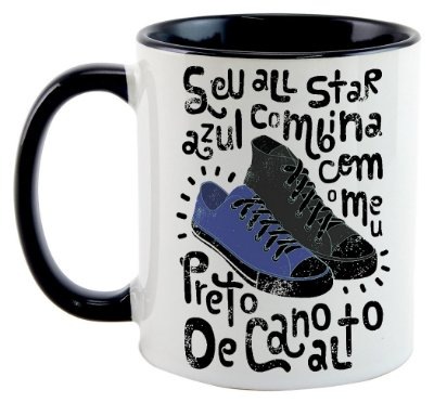 Caneca - All Star - Nando Reis