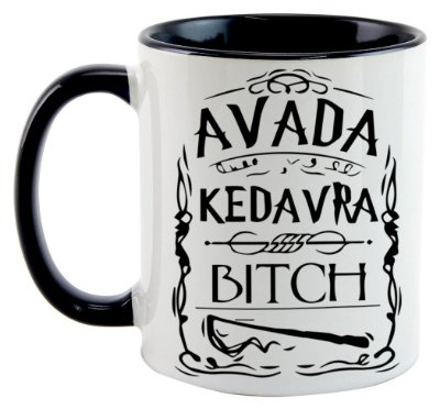 Caneca - Harry Potter - Avada Kedavra Bitch