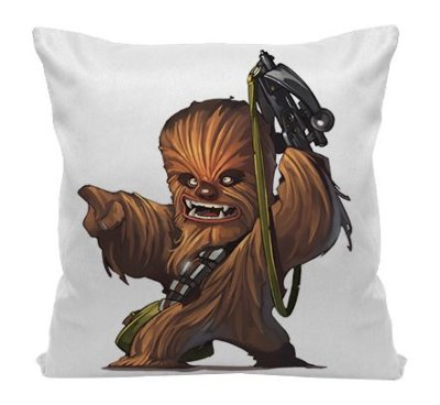 Almofada - Star Wars - Chewbacca