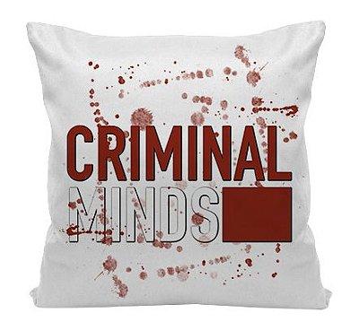 Almofada - Série Criminal Minds