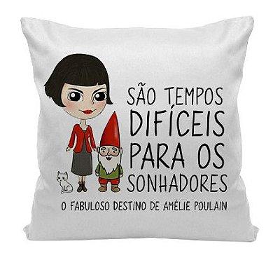 Almofada  - O fabuloso mundo de Amelie Poulain - Tempos