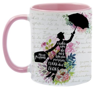 Caneca - Mary Poppins