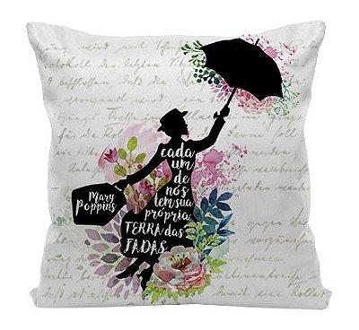 Almofada - Mary Poppins - Frase
