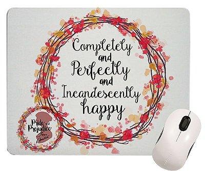 Mouse Pad - Jane Auten - Happy