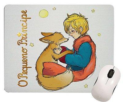 Mouse Pad - Pequeno Príncipe e Raposa