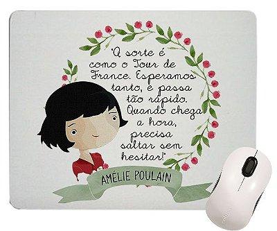 Mouse Pad - Amelie Poulain - Frase