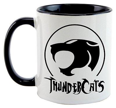 Caneca - Thunder Cats - Logo