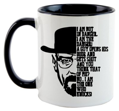 Breaking Bad - Heisenberg Quote