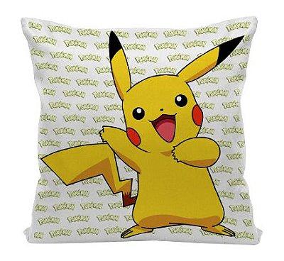Almofada - Pokemon - Pikachu