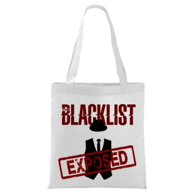 Ecobag - The Blacklist - Exposed
