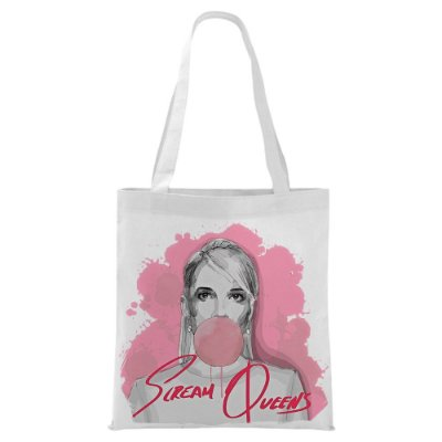Ecobag - Scream Queens - Pink