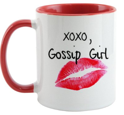 Caneca - Gossip Girl - Xoxo