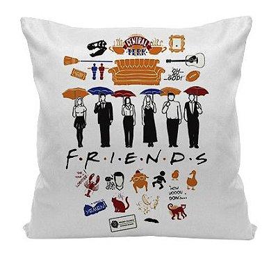 Almofada - Série Friends - Elementos