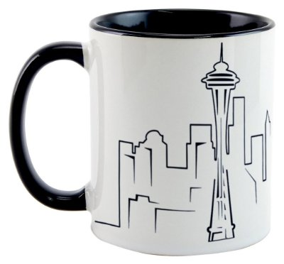 Caneca - Grey's Anatomy - Black