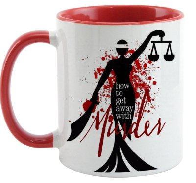 Caneca - Série How To Get Away With Murder