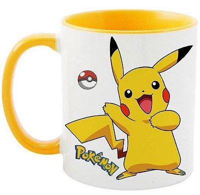 Caneca - Pokemon - Pikachu