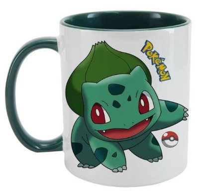 Caneca - Pokemon Bulbasaur