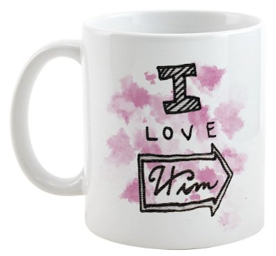 Caneca - I love Him