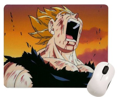 Mouse Pad - Dragon Ball - Majin Vegeta