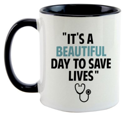 Caneca - Save Lives
