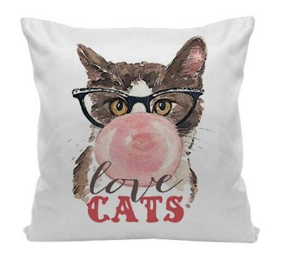 Almofada - Love Cats