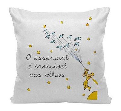 Almofada - Pequeno Príncipe - O essencial