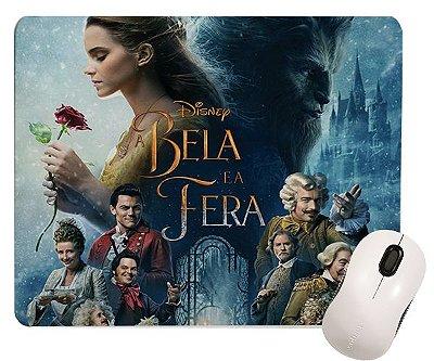 Mouse Pad - A Bela e a Fera - Poster 1