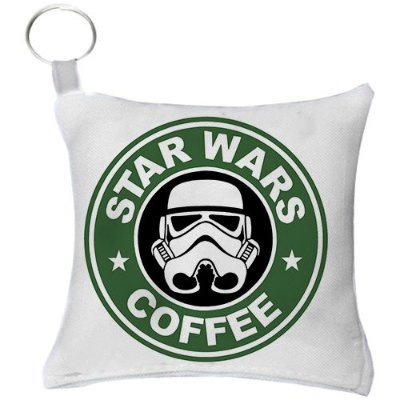 Chaveiro - Star Wars Coffee