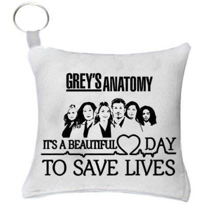 Chaveiro - Grey's Anatomy - Beautiful Day