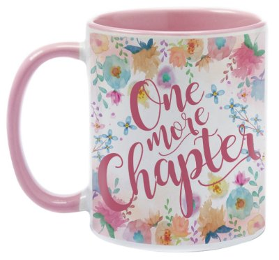 Caneca - Bookstagram - One more Chapter