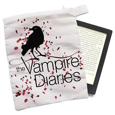 Capinha - The vampire Diaries - Logo