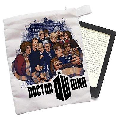 Capinha - Doctor Who - Personagens