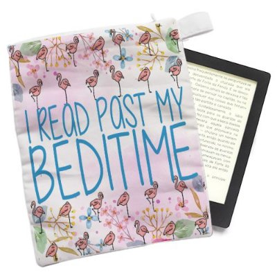 Capinha - I read past my Bedtime