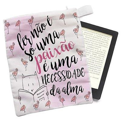 Capinha - Ler não é só uma paixão