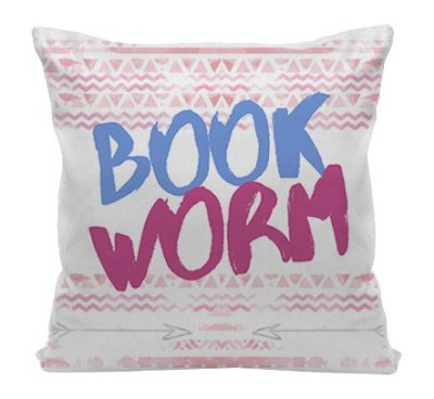 Almofada - Bookstagram - Book Worn
