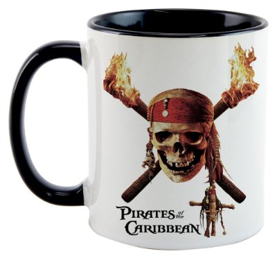 Caneca - Piratas do Caribe