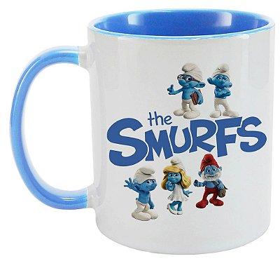 Caneca - Smurfs