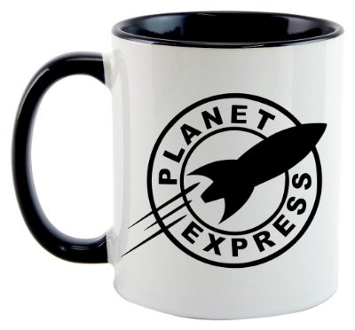 Caneca - Planeta Express