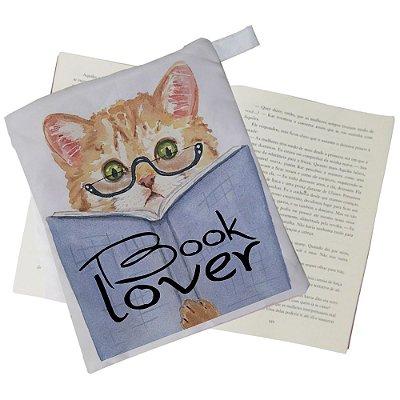Capinha Livro - Book Lover
