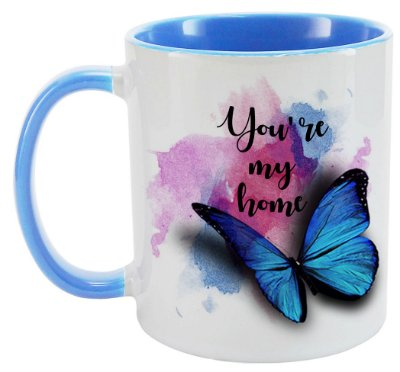 Caneca - Belo Desastre - You're my Home