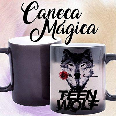 Caneca Mágica - Teen Wolf