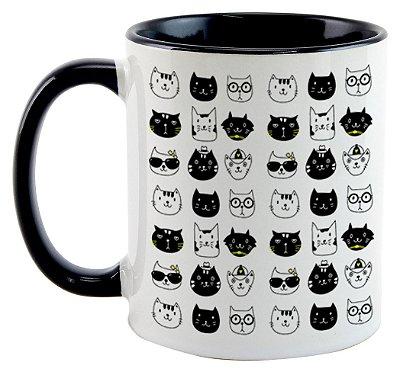 Caneca - Cats