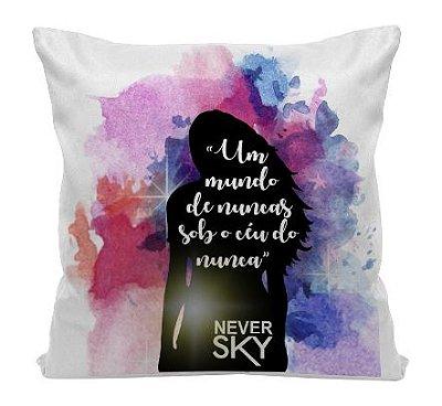 Almofada - Never Sky