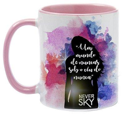 Caneca - Never Sky