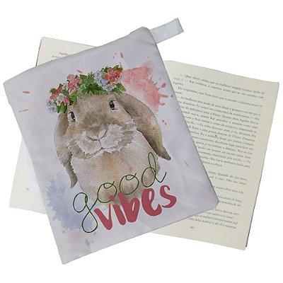 Capinha Livro - Good Vibes